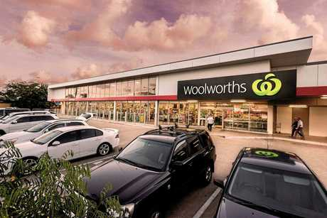 Maryborough Woolworths could sell for $15 million at next month's auction, according to realtor Pat Kelly.