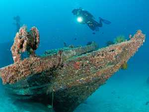 Turkey boasts hundreds of shipwrecks to dive