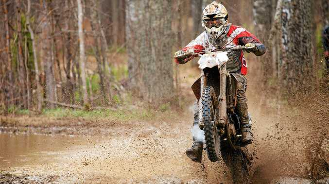 OFF THE BEATEN TRACK: Gympie will play host to two days of riding, music and family fun this weekend.