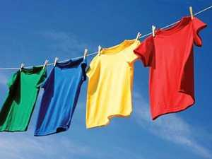How to install your very own clothesline