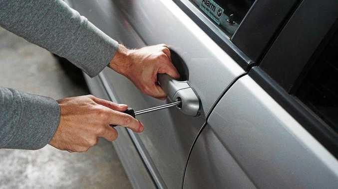 Seventeen cars were stolen in the Mackay region between April 1-19.