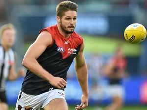 Jesse Hogan to miss Bombers clash after father's death