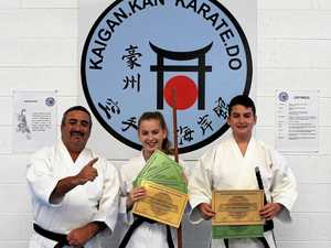 Kaigan Kan students named number one in Queensland