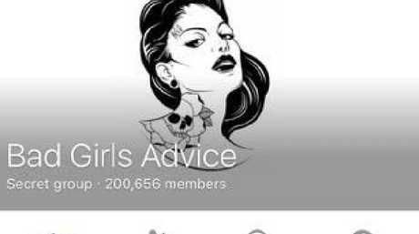 Bad Girls Advice has more than 200,000 members.