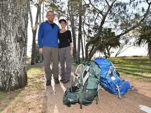 Bay paramedics to trek 798km with nothing but a backpack