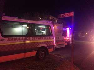Balcony collapse in Yamba