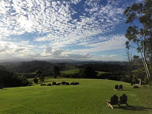 Relaxation is encouraged at Gaia Retreat and Spa in the Byron hinterland.