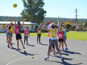 Netball chief tips numbers to grow