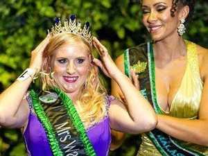 Rocky girl takes home fancy 'Mrs Water Australia' crown