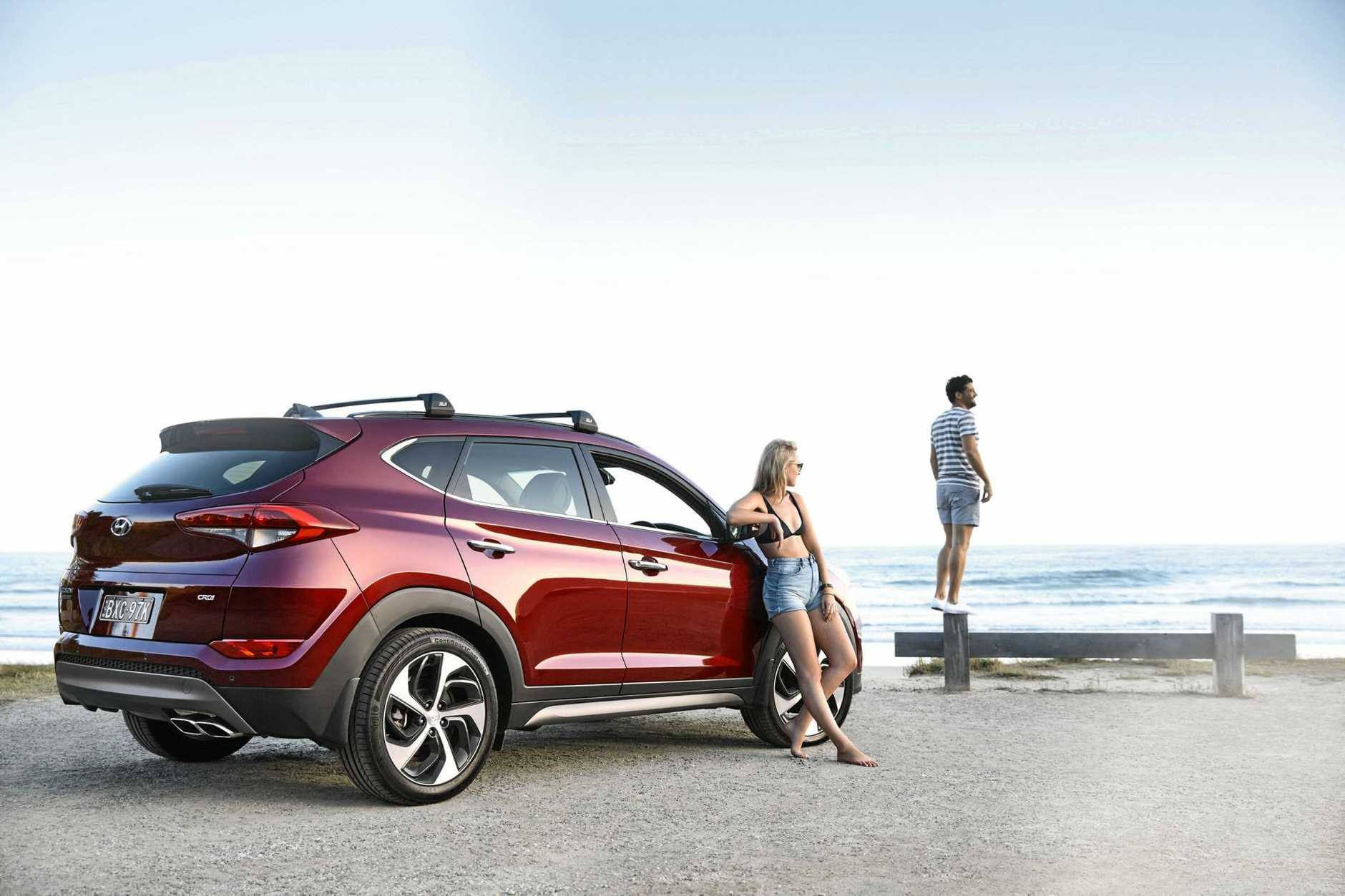 The Hyundai Tucson Active X