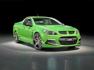 HOT PROPERTY: Buyers are chasing the 2017 HSV 30th Anniversary Maloo.