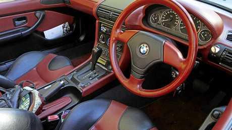 Chris O'Dempsey's 1998 BMW Z3.