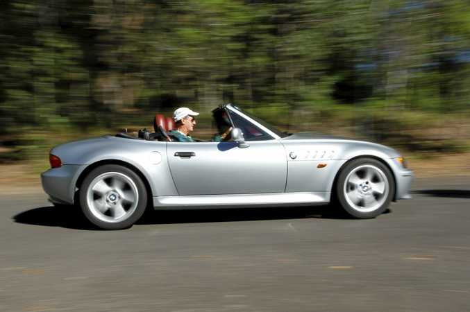 1998 Bmw Z3 A Prized Member Of The Family Chronicle