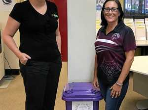Help Southern Downs women to share in dignity