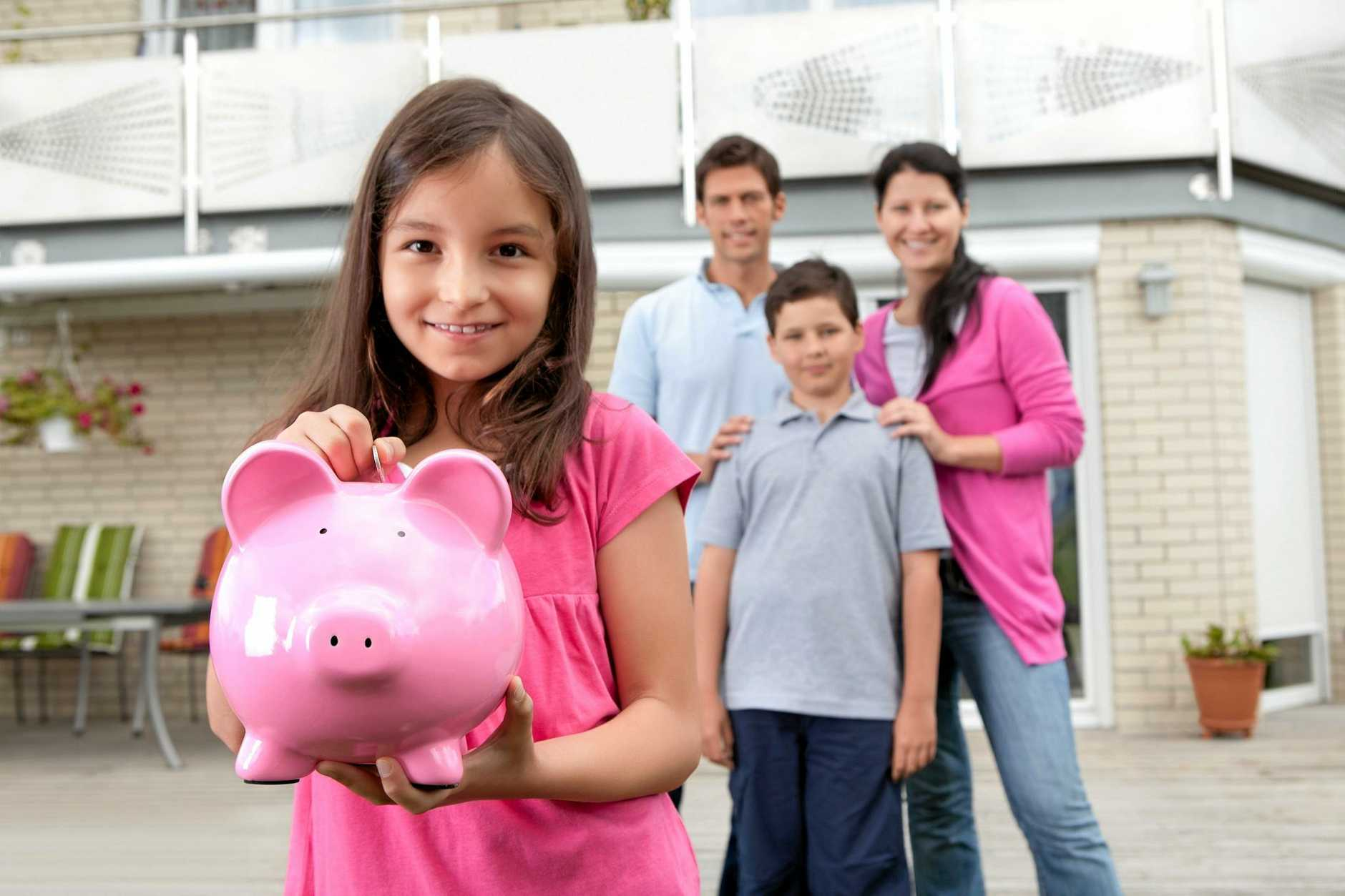 MAKING CENTS: You can still teach children the value of money in an ever-changing world.