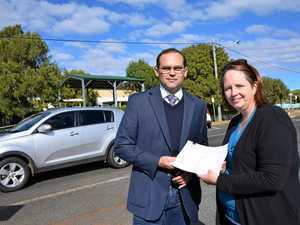 Solution to Toowoomba school's horror traffic woes
