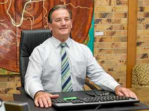 Clarence Valley Council mayor Jim Simmons.