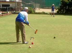Toowoomba croquet on show as part of World Day