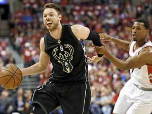 Bucks out of NBA playoffs despite Aussies' best efforts