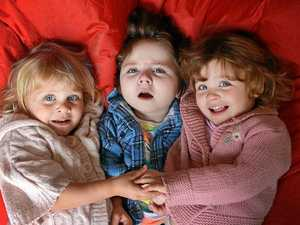 Ashton's plight: Curra event for paralysed three-year-old