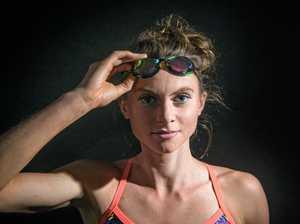 Triathletes focussed on defending home turf