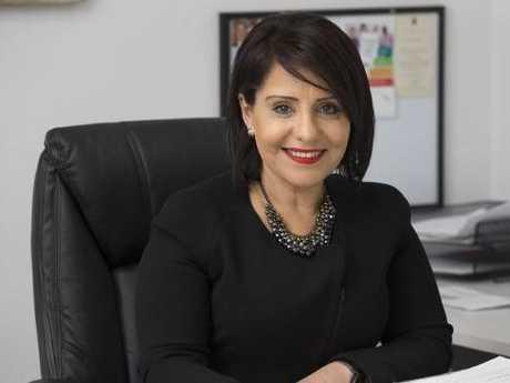 Carmen Lazar is the manager of the Assyrian Australian Association.
