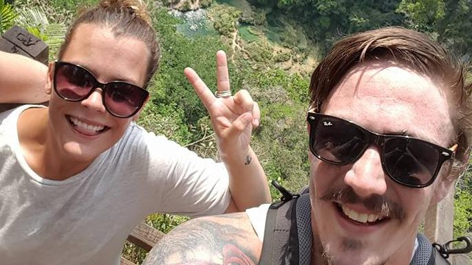 Australian backpackers kidnapped and robbed by armed bandits in Guatemala.