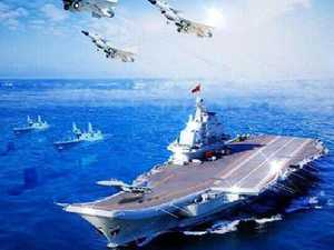 China releases poorly photoshopped naval image