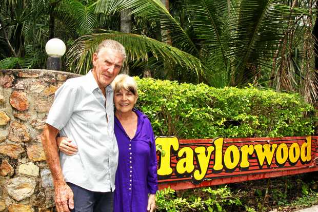 Taylorwood naturist resort owners Rogin and Linda Taylor will throw open the resort to the general public in September.