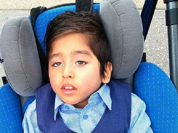 An Amber Alert was issued for missing boy Chase Walker-Steven, who was found in Newcastle.