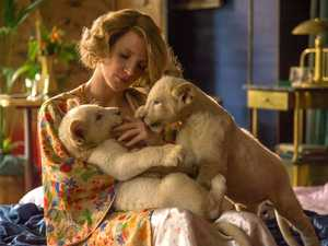 MOVIE REVIEW: The Zookeeper's Wife a handsome period drama