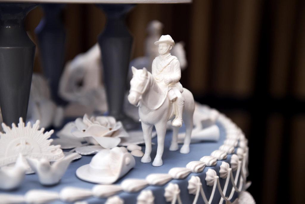 Peace Cake Charity Ball, Maryborough RSL -