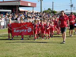Juniors get march on into new football season