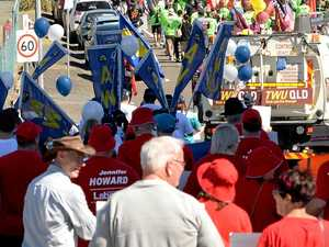 ROAD CLOSURES: Ipswich Labour Day parade