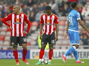 Moyes sorry for fans after Sunderland relegated from EPL
