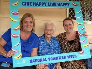 Gympie volunteers granted a financial boost