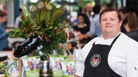 Scott Davis reckons the humble chip is seriously under-utilised in the kitchen.