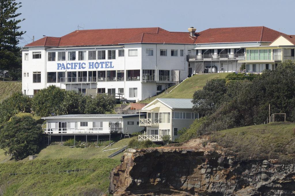 Pacific Hotel at Yamba. Photo Debrah Novak / The Daily Examiner