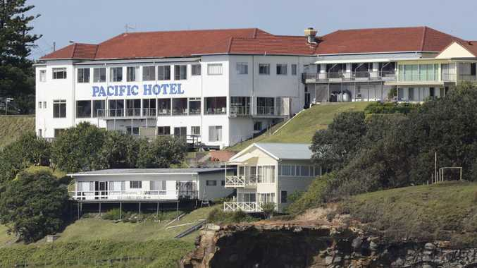 Pacific Hotel at Yamba. Photo Debrah Novak / The Daily Examiner