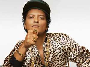 Bruno Mars brings his 24K Magic tour to Australia