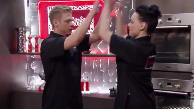 High fives if you managed to watch the MKR finale right through to the end.