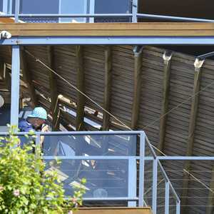 Who is to blame for yamba balcony collapse lismore echo for Balcony byron bay menu