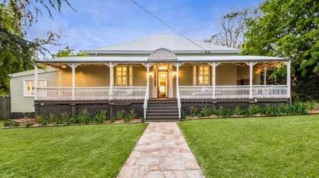 38 Vacy St, Newtown is on the market.