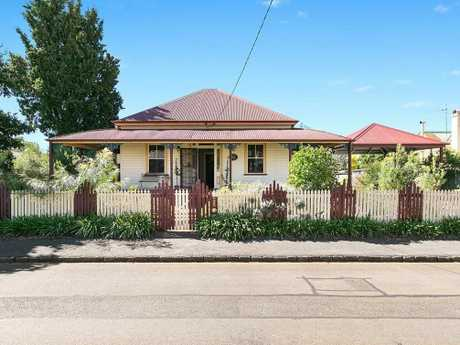 34 Gowrie St, Toowoomba City is on the market.