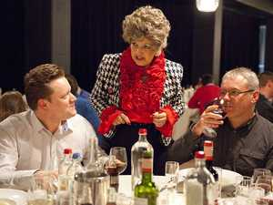 Laughs on the menu at Faulty Towers dinner show
