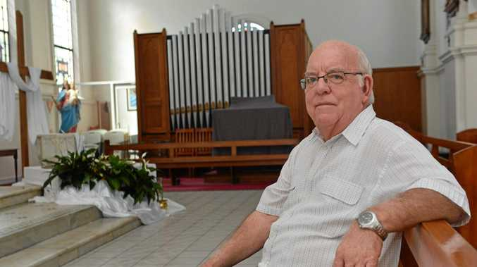 RETIRING: Father John Daly will be stepping down from a few roles after 47 years as a Priest.