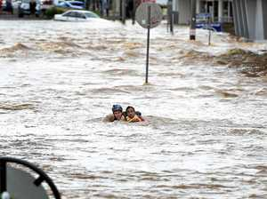The story behind this iconic image from the Lismore floods
