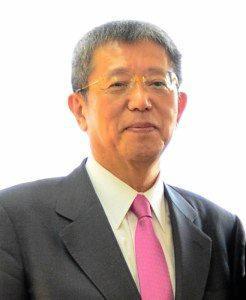 Capricorn Resort owner Yoshitaro Iwasaki