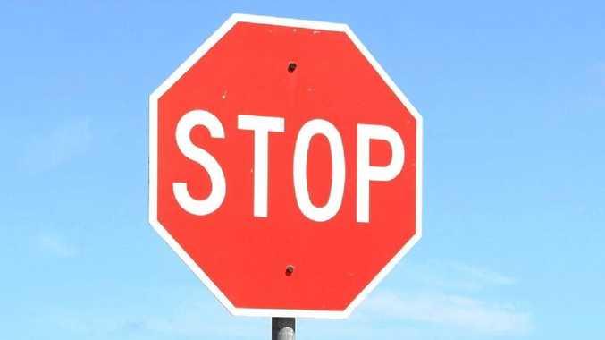 Generic stop sign
