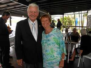 60-love couple celebrate anniversary
